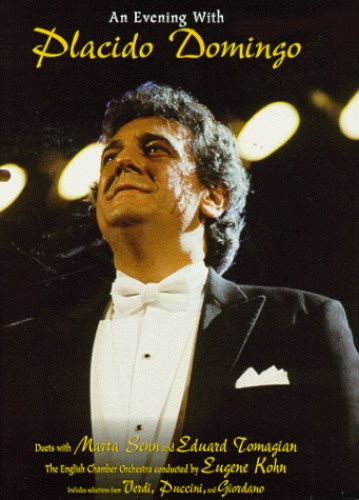 An Evening With Placido Domingo