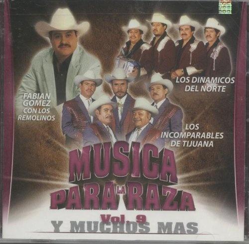 Musica Pa'La Raza, Vol. 9