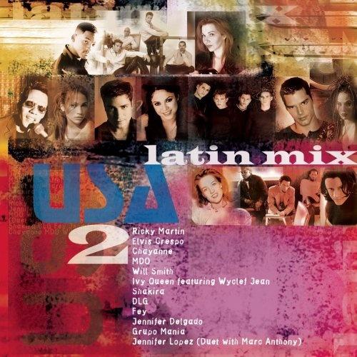 Latin Mix USA, Vol. 2