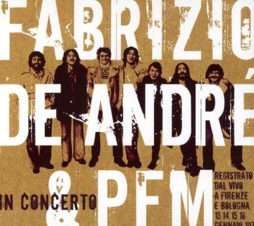 In Concerto: Fabrizio De André & PFM, Vols. 1-2
