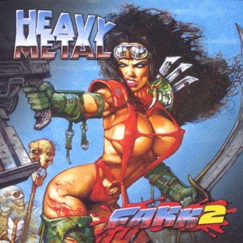 Heavy Metal FAKK2