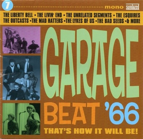 Garage Beat '66, Vol. 7: That's How It Will Be!