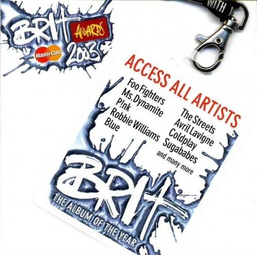 Brit Awards 2003