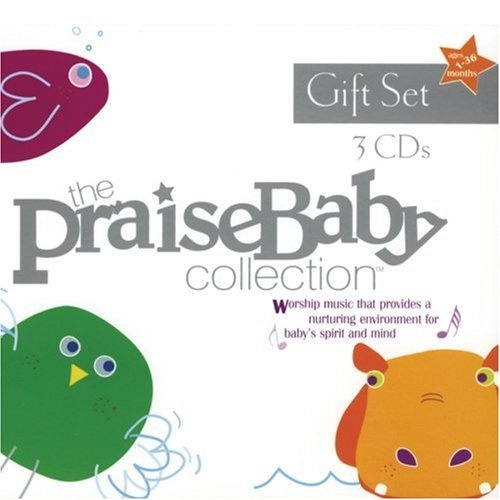 Praise Baby Collection: Praise Baby CD Gift Set
