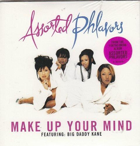 Make Up Your Mind [CD]