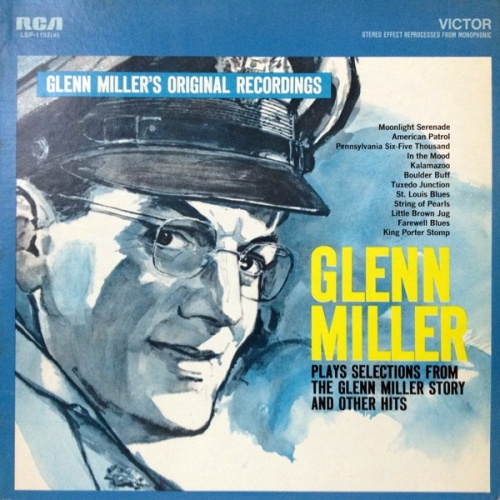 Plays Selections from 'The Glenn Miller Story' and...
