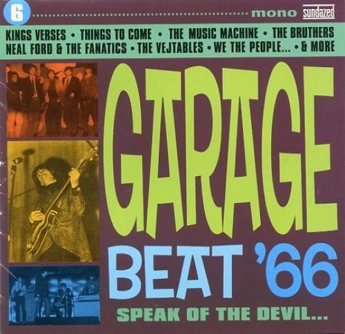 Garage Beat '66, Vol. 6: Speak of the Devil