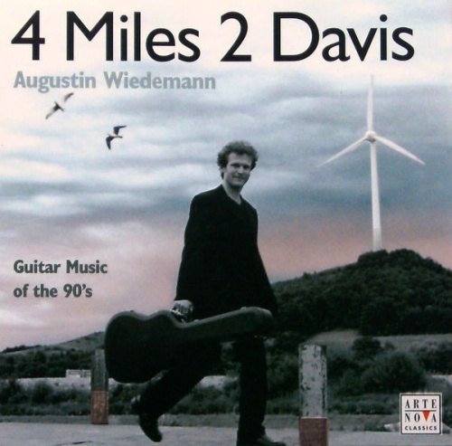 4 Miles 2 Davis: Guitar Music of the 90's