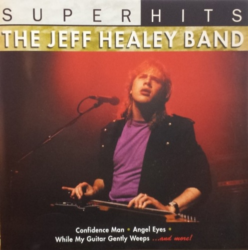 Super Hits - Jeff Healey, The Jeff Healey Band | Songs, Reviews ...