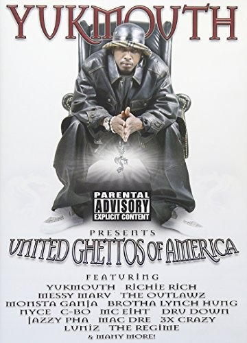 United Ghettos of America [DVD]