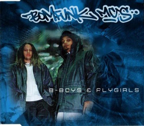 B-Boys & Flygirls [Sweden CD]