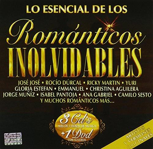 Esencial de los Románticos Inolvidables