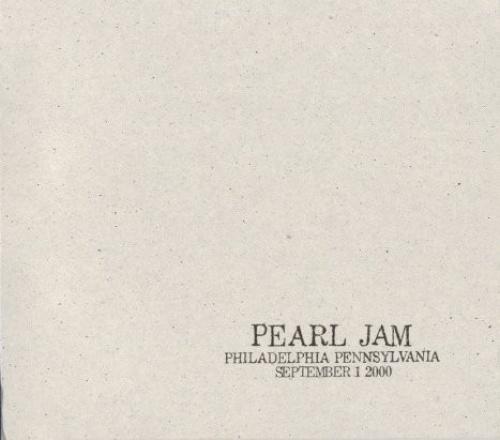 Live: 9-1-00 - Philadelphia, Pennsylvania - Pearl Jam   Songs ...