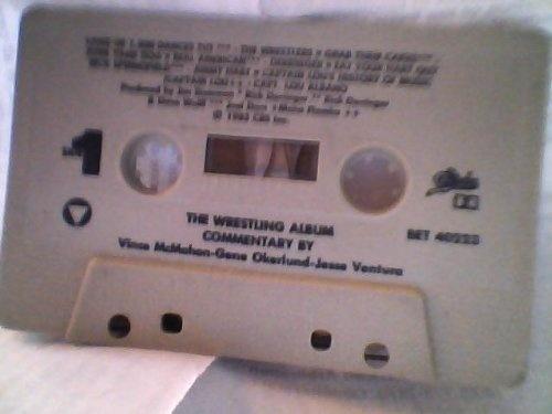 The Wrestling Album [Epic]
