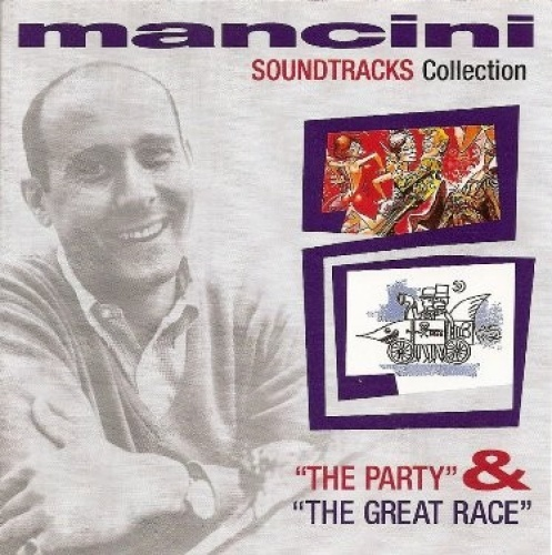 The Party/The Great Race (Soundtracks Collection)