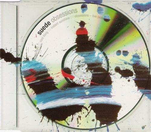 Obsessions [UK CD #1]