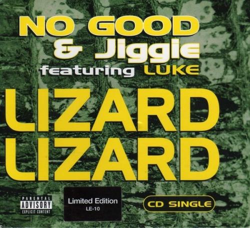 Lizard Lizard [CD5/Cassette Single]