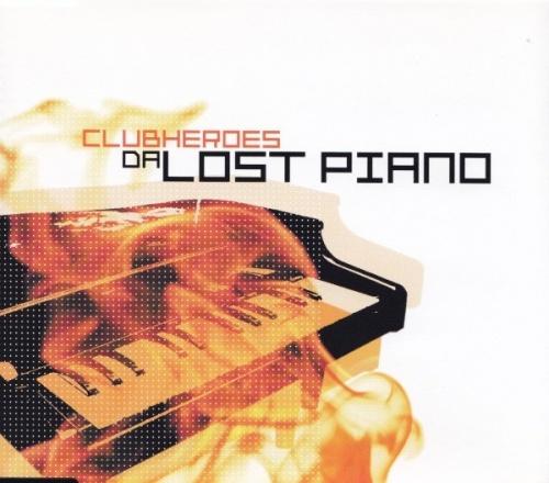 Da Lost Piano [CD]