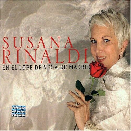 Rinaldi en el Lope de Vega: Madrid 2004