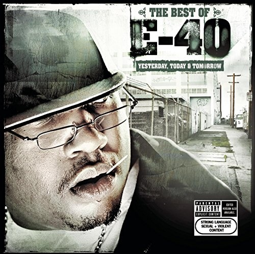 E-40, My Ghetto Report Card full album zip