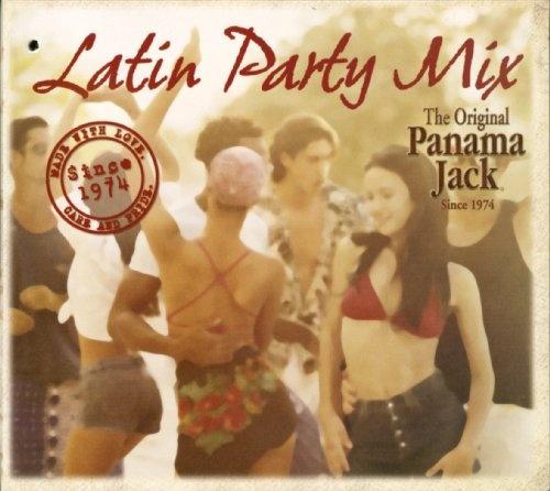 Panama Jack: Latin Party Mix