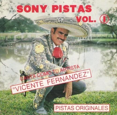Sony Pistas, Vol. 1