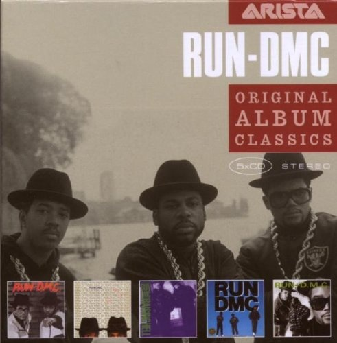 Run-D.M.C. Slipcase