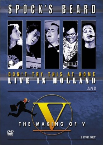 Don't Try This at Home: Live [DVD]