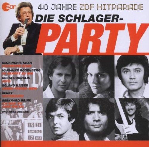 Die Party Hits: Das Beste Aus 40 Jahren Hitparade