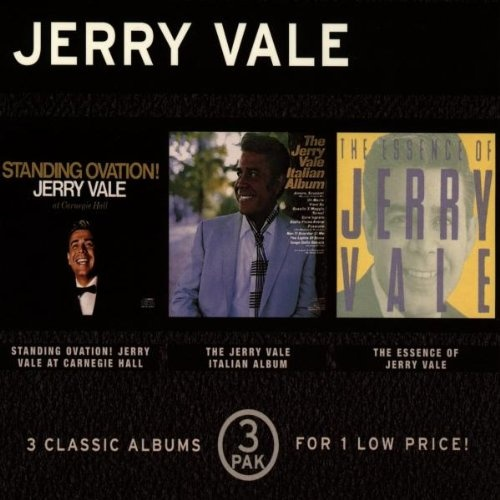 Standing Ovation!/Italian Album/The Essence of Jerry Vale
