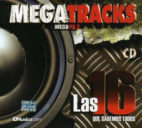 Megatracks: Las 16 Que Sabemo