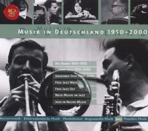 Musik in Deutschland 1950-2000, Vol. 18: Jazz