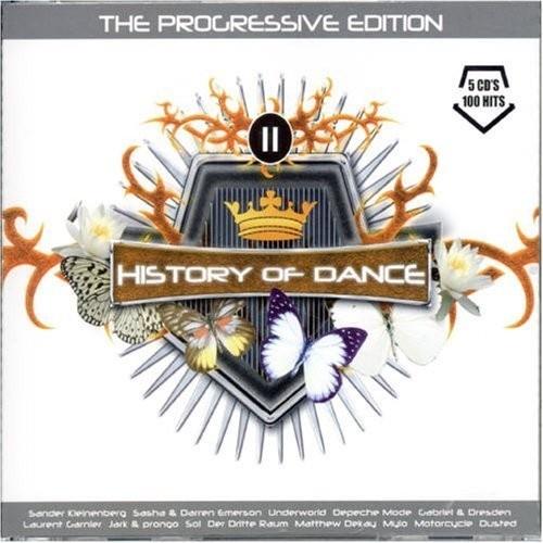 History of Dance, Vol. 11: The Progressive Edition