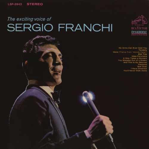The Exciting Voice of Sergio Franchi