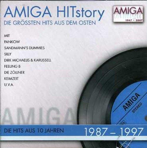 Amiga Hitstory: Die Grossten Hits Aus Dem Osten 1987-1997