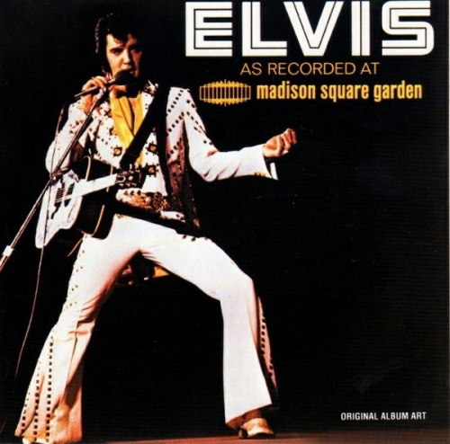 As Recorded at Madison Square Garden