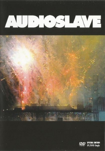 dvd audioslave