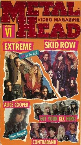Metalhead Video Magazine, Vol. 6