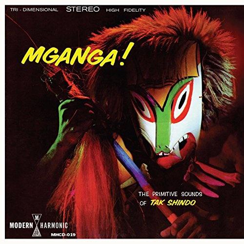 Mganga! The Primitive Sounds of Tak Shindo