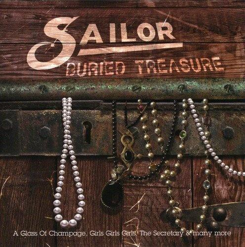Buried Treasure: The Sailor Anthology
