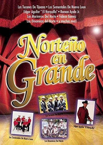 Norteño en Grande [DVD]