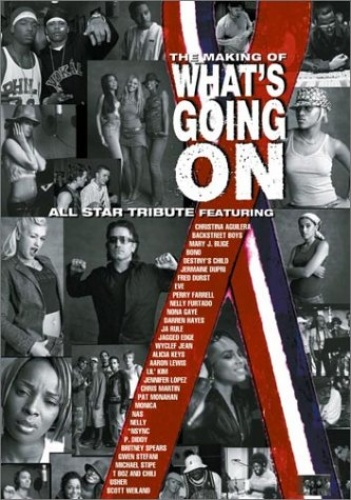 What's Going On: All-Star Tribute - The Making Of
