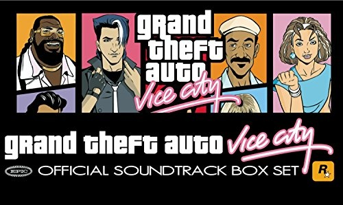 Grand Theft Auto: Vice City Box Set - Original Soundtrack