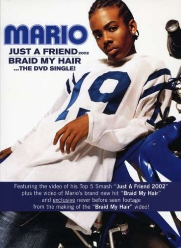 Just a Friend [DVD Single]