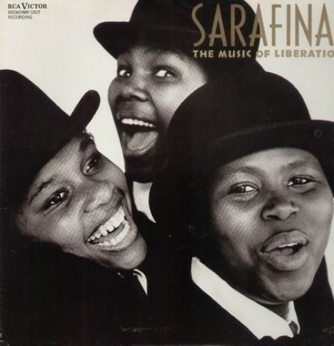 Sarafina! [Original Cast Recording]