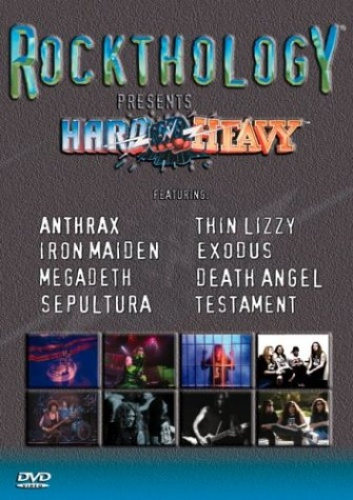 Rockthology, Vol. 5: Hard N Heavy