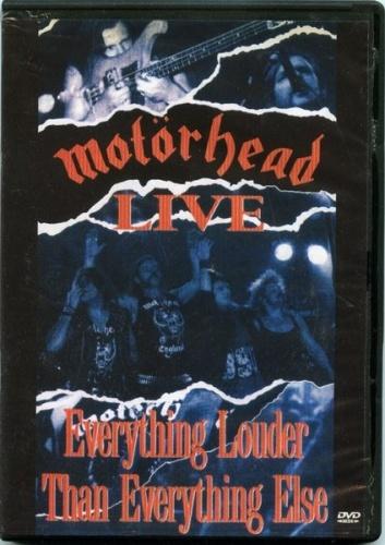 Motörhead Live: Everything Louder Than Everything Else