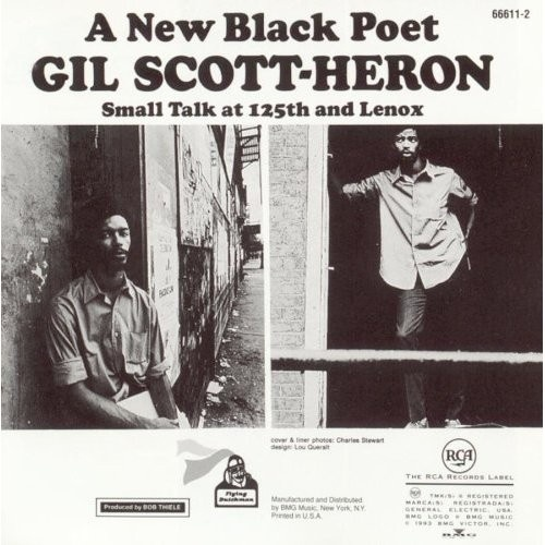 Small Talk at 125th and Lenox - Gil Scott-Heron | Songs