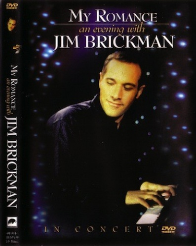 My Romance: An Evening with Jim Brickman [Video/DVD]