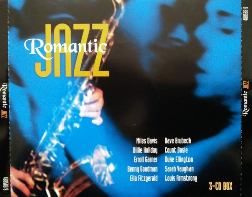 Romantic Jazz [Sony 1999]